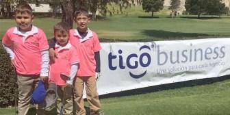 Exitoso torneo de golf de menores en La Paz Golf Club