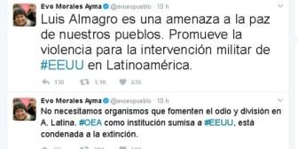 Evadas contra Almagro