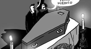 Caricaturas de Bolivia del domingo 23 de abril de 2017