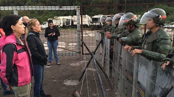 Almagro y Human Rights Watch piden visitar a Leopoldo López — Venezuela