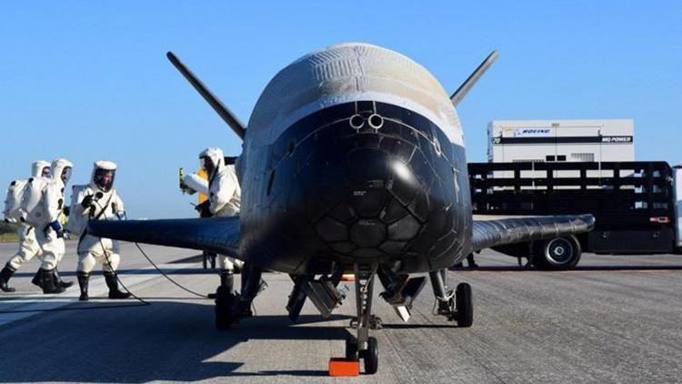 Dron espacial de EEUU aterriza en Florida y causa explosión sónica