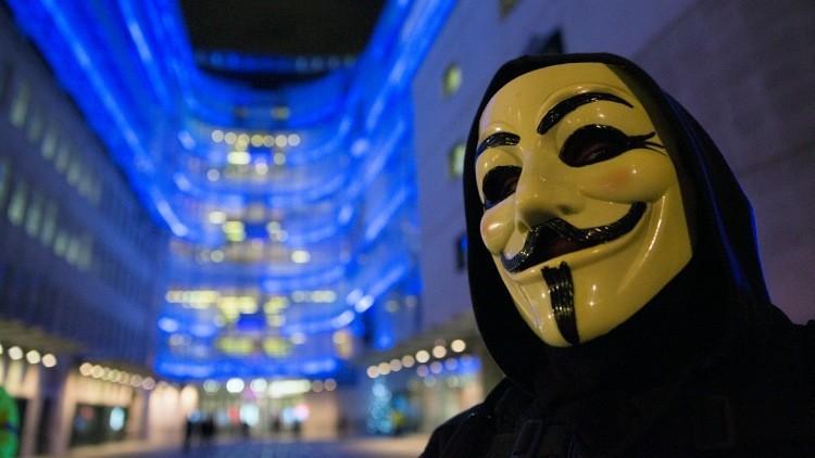 Anonymous advierte del inminente inicio de la Tercera Guerra Mundial