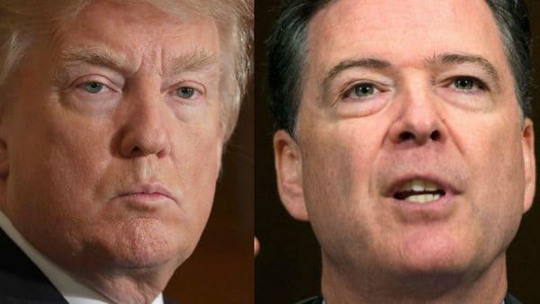 Estadounidenses desconfían de los motivos de Trump para despedir a Comey