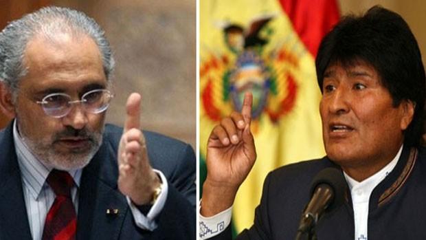 Mesa dice a Evo Morales: