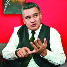 Eduardo León: Yo creo que Gabriela Zapata me dijo la verdad