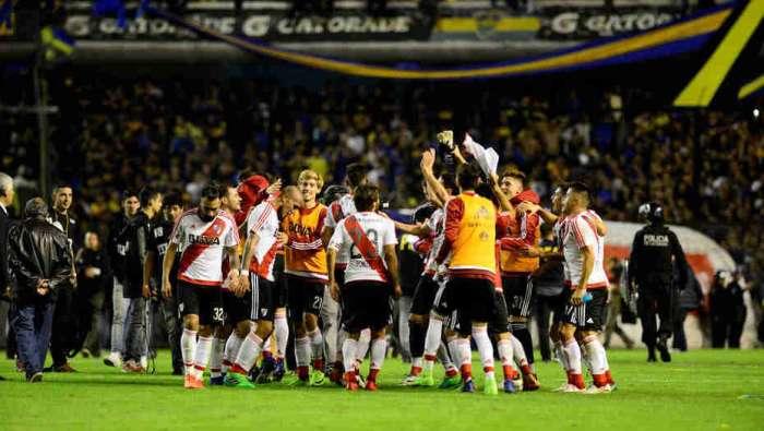 River le ganó a Boca un Superclásico vibrante y el campeonato arde