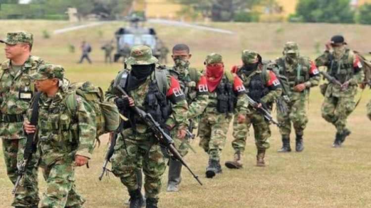 El ELN sigue con los secuestros y extorsiones contra la población civil