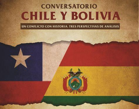 El afiche que promociona el conversatorio sobre la demanda marítima en Chile.