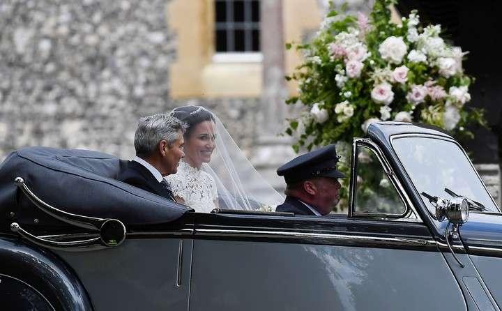 5 tips de estilo que dejó el casamiento de Pippa Middleton