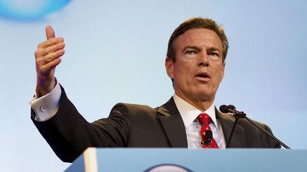 James Hackett, nuevo CEO de Ford
