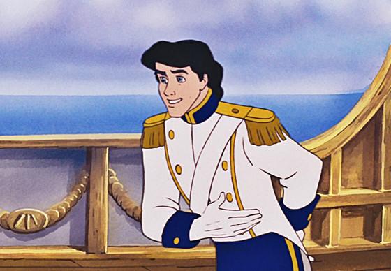 Prince Eric, The Little Mermaid