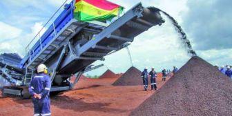 Empresa china se adjudica la supervisión del Mutún