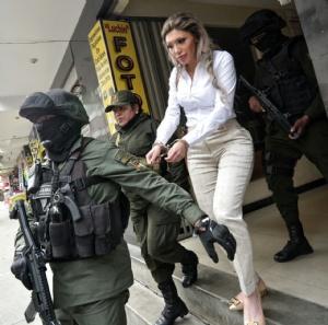 Ratifican pedido de 10 años de cárcel para Zapata y ella dice que la quieren sacrificar