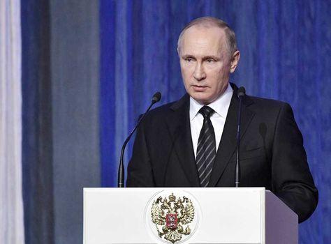 Putin condena atentado Manchester y reitera su cooperación lucha terrorismo