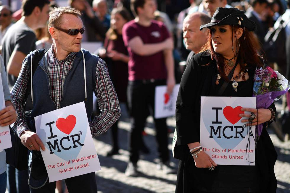 Atentado en Manchester