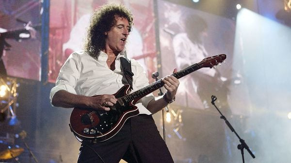 Brian May (Getty)