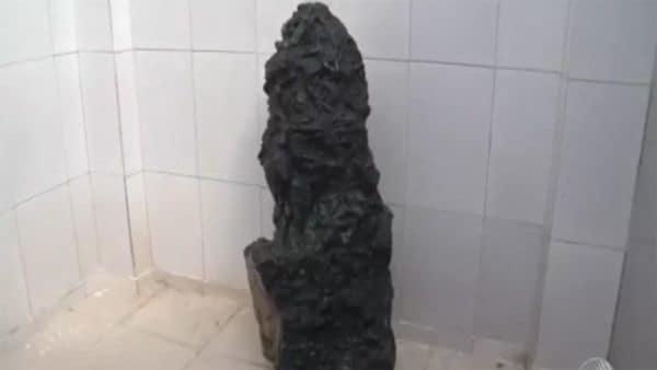 Mineros hallaron una esmeralda de 360 kilos valuada en USD 450 millones
