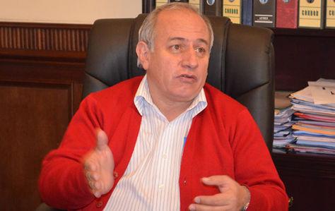 El vicepresidente del TSE, Antonio Costas.