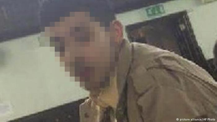 UK Der mutmaßliche Täter von Manchester | Salman Abedi (picture alliance/AP Photo)