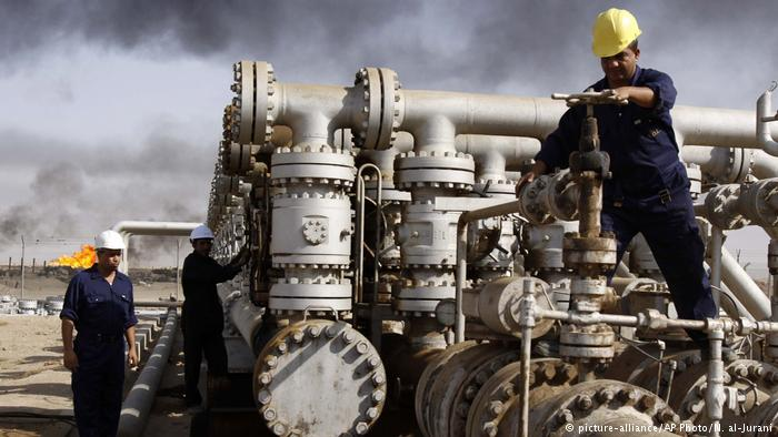 Irak OPEC Ölförderung (picture-alliance/AP Photo/N. al-Jurani)