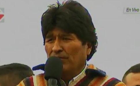 Pérez Esquivel se solidariza con el país