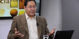 """""""Estamos creciendo menos"""": ministro de Economía de Bolivia (video)"""