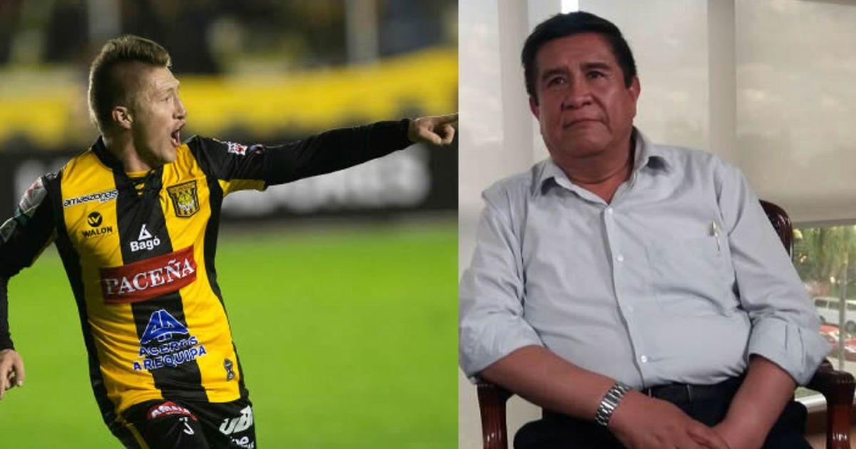 "Salinas: ""Chuma vale $us 2 millones"""