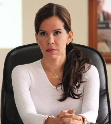 Gabriela Ramírez.
