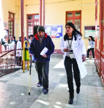 TCP: Médicos podrán hacer huelga sin perjudicar a la gente