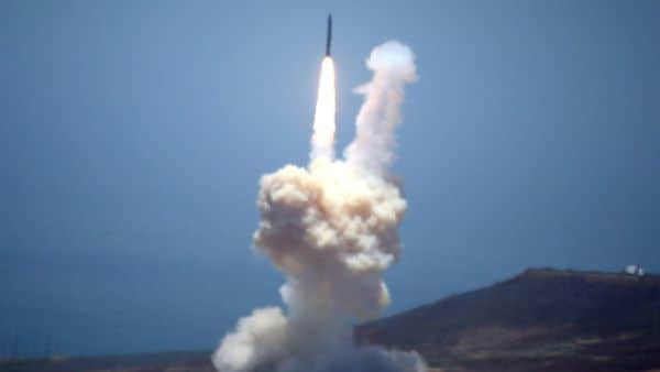 EEUU probó un nuevo sistema antimisiles (Reuters)
