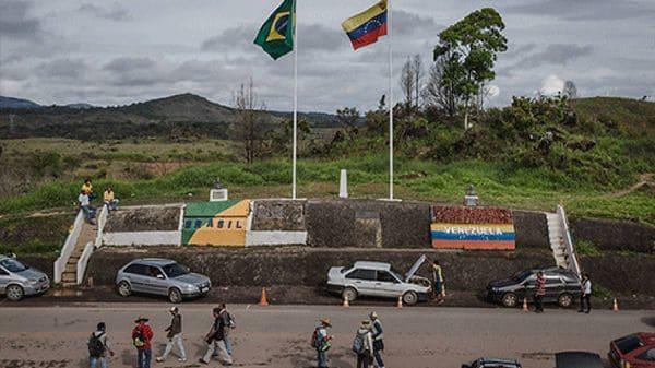 Un total de 3.181 venezolanos solicitaron refugio en Brasil entre enero y abril de 2017