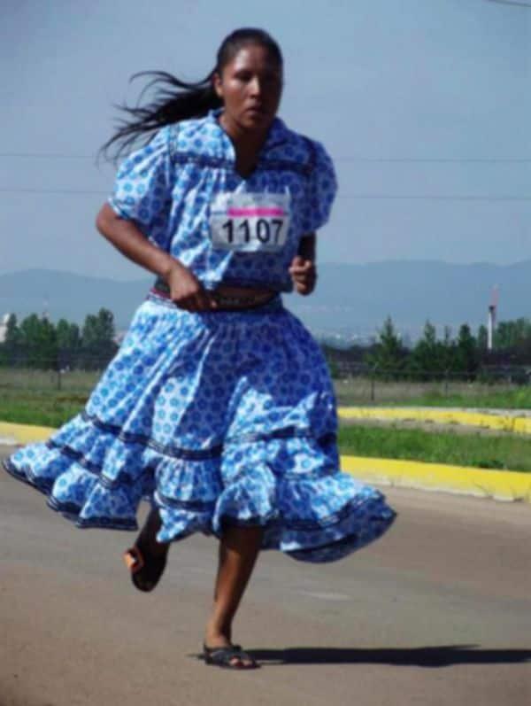 En 2010, María Salomé ganó la carrera de los 10 km de Oxxo en México