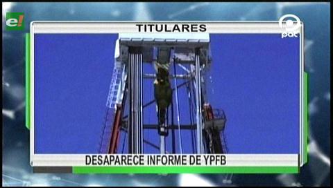 Video titulares de noticias de TV – Bolivia, noche del martes 16 de mayo de 2017