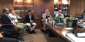 Federación Sudamericana de Golf realizó su congreso ordinario bajo la presidencia del boliviano Alberto Landivar