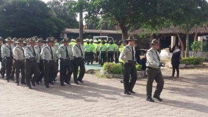 Oficiales de Tránsito