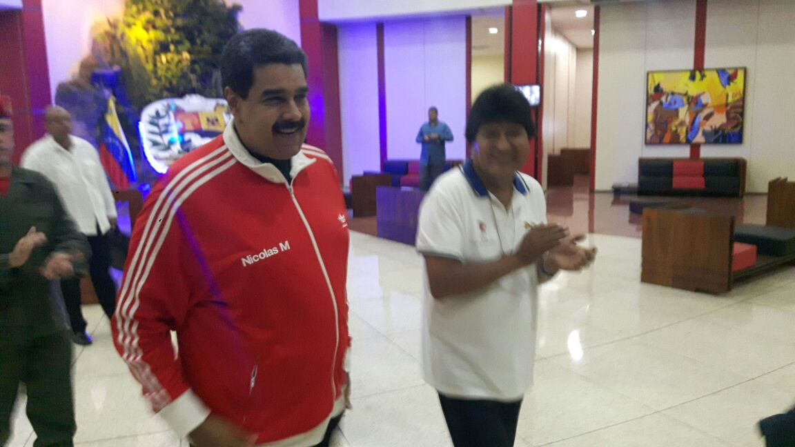 Venezuela define enviar militares a capacitarse a la Escuela Antiimperialista de Bolivia
