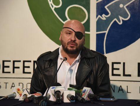 El Defensor del Pueblo, David Tezanos Pinto