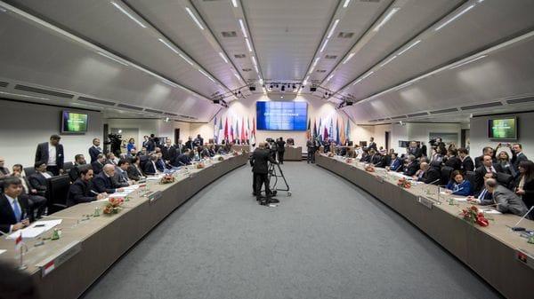 Reunión de la OPEP en Viena (AFP)