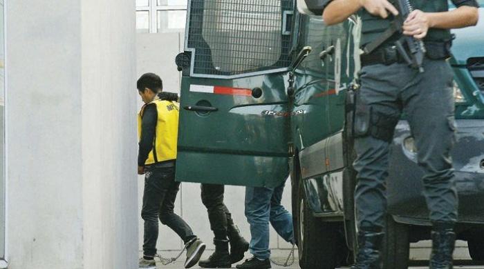 Bolivianos detenidos en Chile se declaran nuevamente inocentes