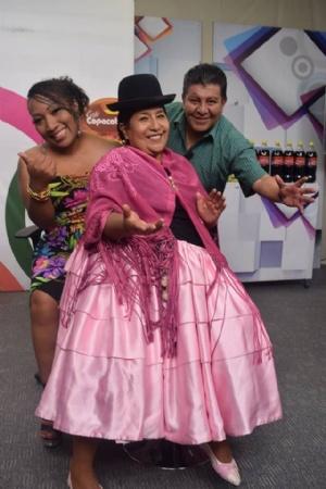 """La Justa"" decide retirarse de Bolivia TV"