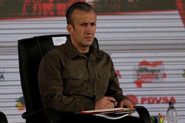 Vicepresidente de Venezuela, Tareck El Aissami. (Reuters)