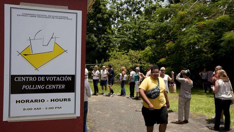 Los puertorriqueños votarán entre ser estado de EE.UU. y la independencia