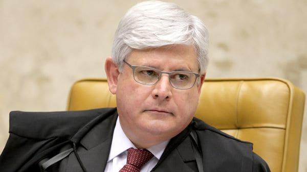 El procurador general de la República de Brasil, Rodrigo Janot