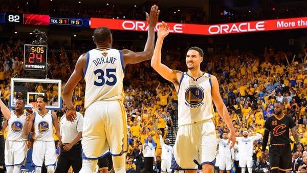 Warriors acarician el campeonato