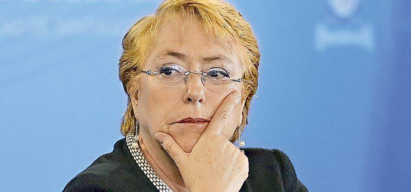 Michelle Bachelet es la segunda presidenta que más gana de América Latina