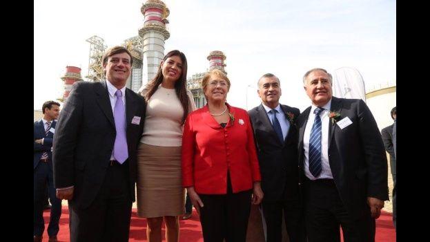 El Presidente invita a Palacio a la Alcaldesa de Antofagasta
