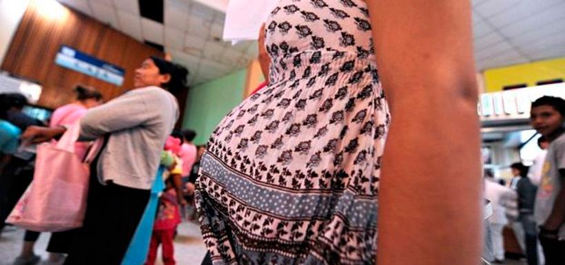 En siete países de América Latina, entre ellos Chile, el aborto está totalmente prohibido. Foto: Getty Images