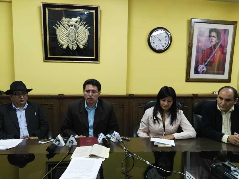 Resultado de imagen de Consejo de la Magistratura anuncia querella contra consorcio de jueces