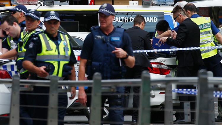 Fuerte explosión, disparos y toma de rehenes en un edificio de apartamentos en Australia (VIDEO)