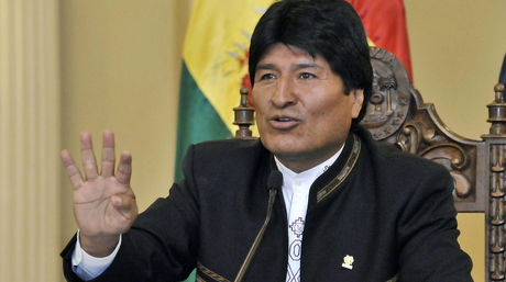 Morales apoya a Cuba frente a las nuevas 'agresiones' de Trump